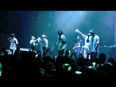 """OLDIE"" LIVE ODD FUTURE CONCERT (The Generals VLog #3)"