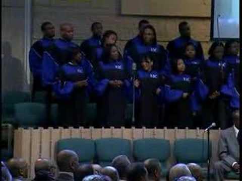 """Howard Gospel Choir - """"Matthew 28"""""""