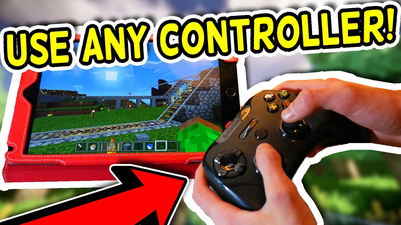 How To Use Game Controllers With Fortnite Mobile Ios Minecraft