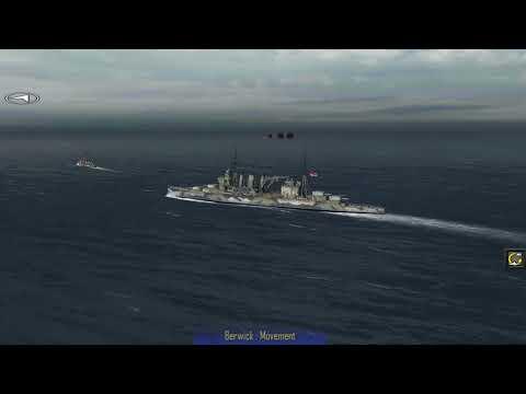 Atlantic fleet lite gameplay