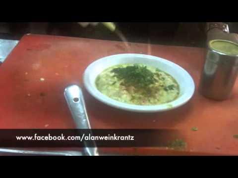 Hummus On Shenkin St. Tel Aviv