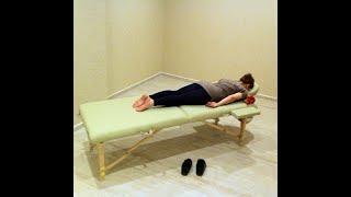 Taşınabilir Model Çanta Tipi Masaj Yatağı 05302865343
