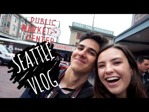 I FINALLY WENT TO SEATTLE