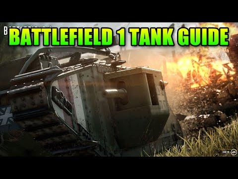 Battlefield 1 Tank Guide - Light Tank, Heavy Tank & Landship