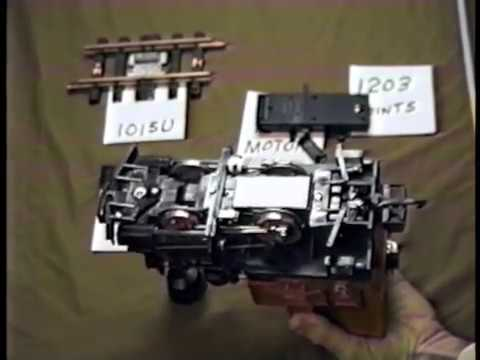 """AutoControls.org #9202-3: """"Historic"""" 1992, LGB Track Contacts & Related Hardware"""