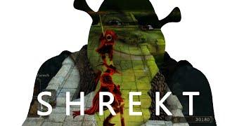 Dark Souls 2: Error Shrekt (cosplay)
