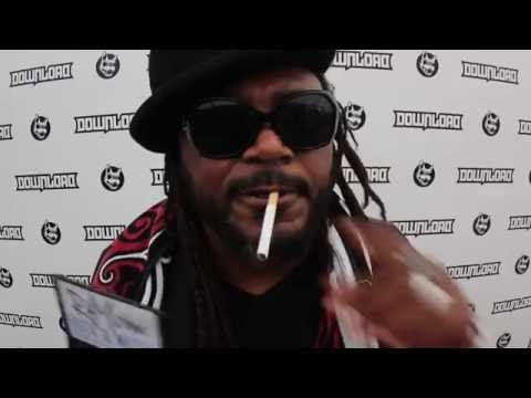 Interview: Benji Webbe of Skindred at Download 2016