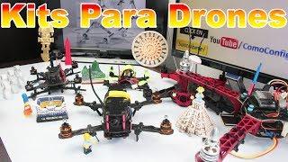 Materiales Kit Para Construir Un Drone Carreras Profesional
