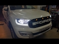 Ford Endeavour Everest custom Headlamps