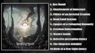 Demiurgon - Above The Unworthy [Ungodly Ruins Productions] (FULL ALBUM 2015/HD)
