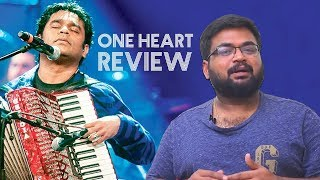One Heart – The A.R.Rahman Concert Film review by prashanth