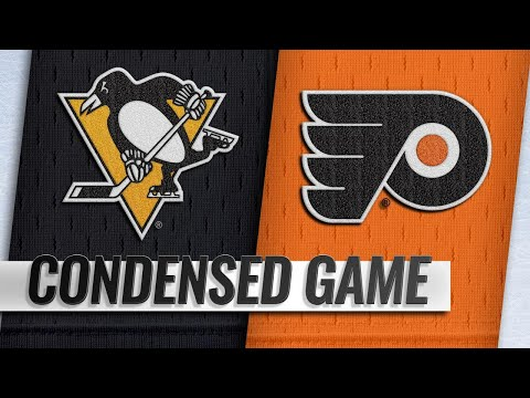 02/11/19 Condensed Game: Penguins @ Flyers