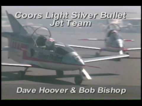 Coors Light Silver Bullet Jet Team / Dual BD-5J Airshow / World