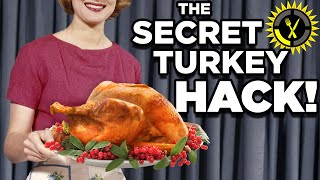 Food Theory: You're Cooking Your Thanksgiving Turkey WRONG!