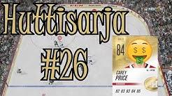 NHL 19 Vahvistuksia Joukkueeseen ja Kari Hinta Ottaa - Huttisarja #26
