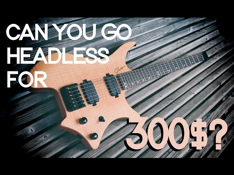Can you #goheadless for 300$? Chinese .strandberg* copy by Grote