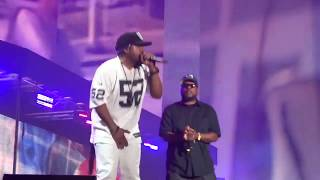 Ice Cube MC Ren & DJ Yella - Fuck Tha Police N.W.A Reunion live at Coachella 2016