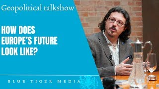 Geopolitical talkshow with David Engels and TomZwitser
