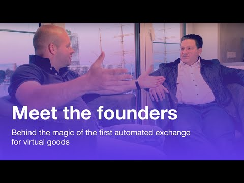 Meet the founders: Behind the magic of the first stock exchange for games