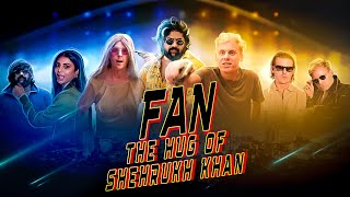 SHAHRUKH KE FAN | 2 Foreigners In Bollywood