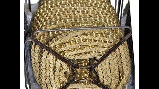 Цепь KMC 428H Gold