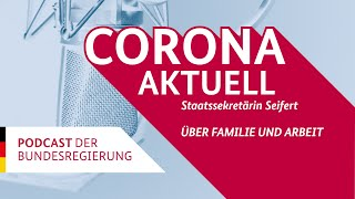 Corona aktuell - der podcast bundesregierung