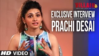 Exclusive Interview: Prachi Desai | Awari Video Song | Ek Villain