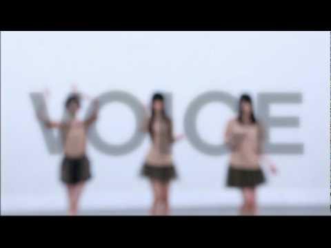 [フル] Perfume「VOICE」 2010.8.11リリース!