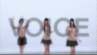 [フル] Perfume「VOICE」 2010.8.11リリース! thumbnail