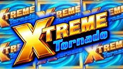 XTREME TORNADO Aruze Slot Machine* MEGA Tornado BIG WIN * | Casino Countess