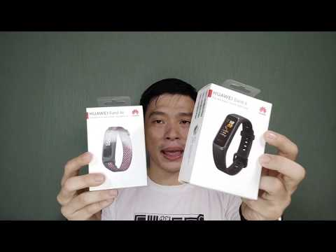 Huawei Band 4 And Band 4e Exclusive Review