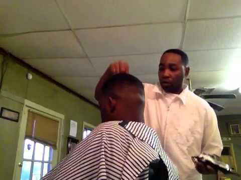 Dunts Badazz Haircuts Boosie Fade Youtube