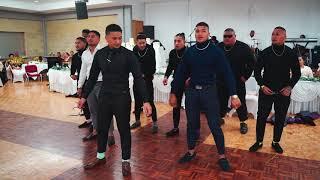 Best Groomsmen Dance | Samoan Wedding | Backflip Dance Battle