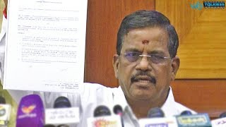 Kalaipuli thanu angry speech on Kabali loss controversy | Latest | Rajinikanth | Pa Ranjith