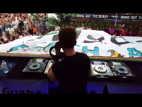 Fedde Le Grand live at Guaba Beach Bar 2017 Limassol, Cyprus