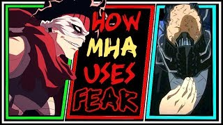 How My Hero Academia Affects the Viewers via Fear - ft. All for One and Stain
