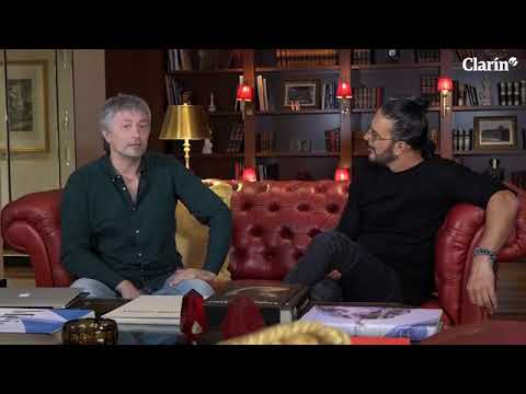 Ricardo Arjona en entrevista con Clarín