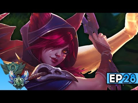 AM I STILL AWFUL AT XAYAH? - Ep 28 Unranked to Diamond S7 (League of Legends)