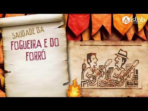 LINDA MENSAGEM DE SÃO JOÃO - ISLAB LABORATÓRIO