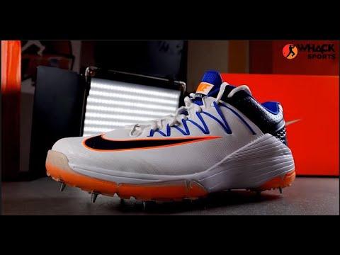 Nike Cricket Footwear For Jabong! - YouTube