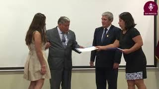 TEMA: Clausura y Graduación del curso de Gestión Pública