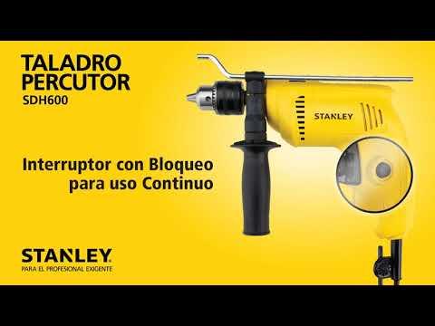 Taladro Percutor de 600W STANLEY - SDH600