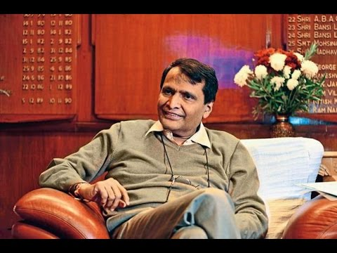 Bullet Trains Will be Cheaper than Airlines Says Suresh Prabhu