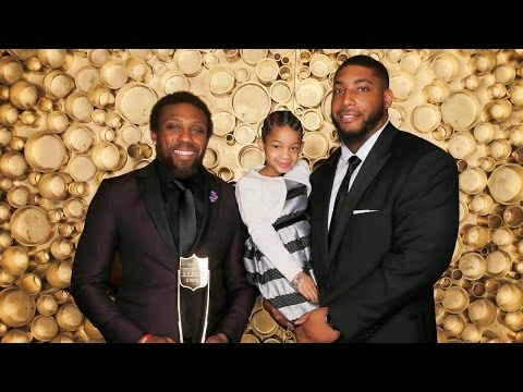 Leah Still Presents Eric Berry with AP Comeback Player of the Year Award | 2016 NFL Honors