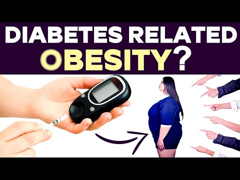 Diabetes Related Obesity? |  Dr. K. Srikanth - M.D (Homeopathy)
