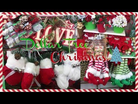 whats at dollar tree christmas 2017