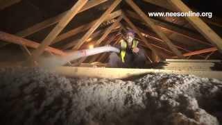 Ecocel Cellulose Insulation