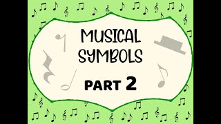 How to read music: Musical Symbols (Note values and Note letter names)
