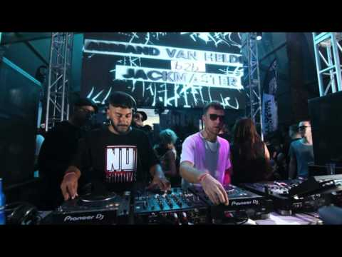 Armand Van Helden b2b Jackmaster - Live @ Pete Tong's Miami Pool Party 2016