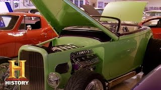 Counting Cars: Steve Barton's Beautiful '32 Deuce Coupe | History